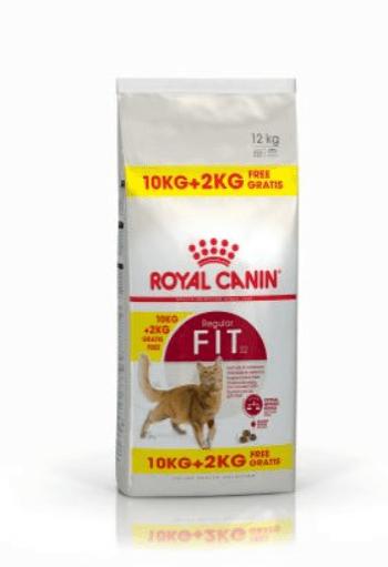 ROYAL CANIN® FIT 32 - балансирана и пълноценна суха храна за котки в зряла възраст от 1 до 7 години с гратис 2 кг.