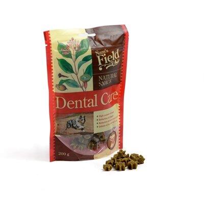 SAM´S FIELD@ Dog Natural Snack Dental Care 200 гр.
