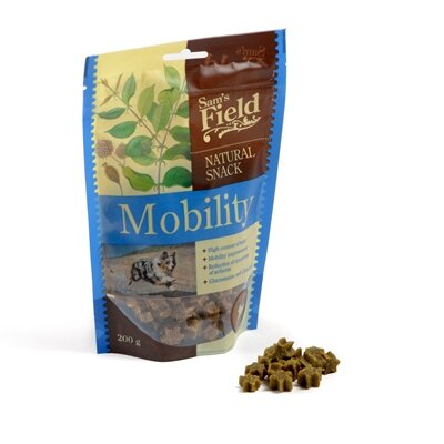 SAM´S FIELD@ Dog Natural Snack Mobility 200 гр.
