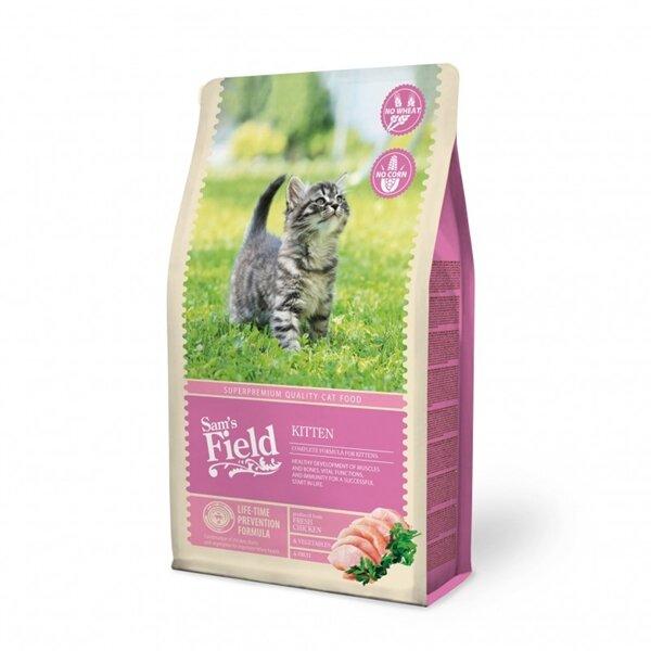 SAM´S FIELD@ Kitten - 7,5 кг