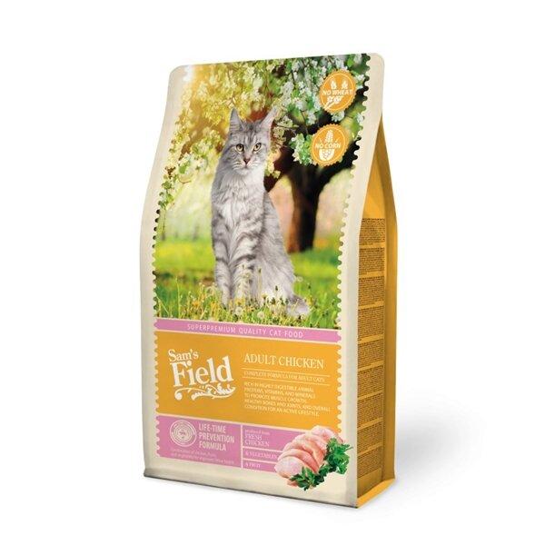 SAM´S FIELD@ Cat Adult Chicken - 7,5 кг