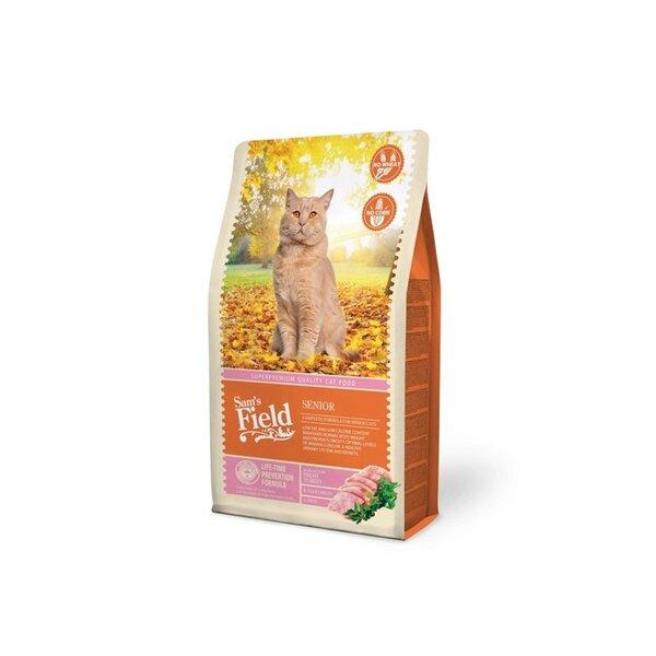 SAM´S FIELD@ Cat Senior -  7,5 кг.