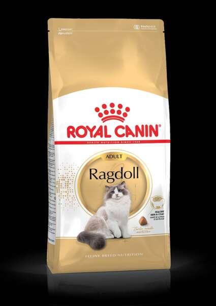 ROYAL CANIN® RAGDOLL - пълноценна суха храна за рагдол в зряла възраст над 12 месеца 10 кг.