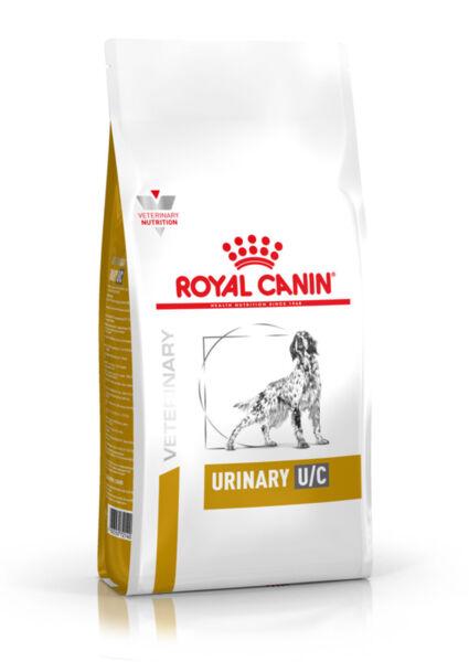 Royal Canin@ Urinary U/C Low Purine Dog - лечебна храна за кучета при лечение и профилактика на пуринови и уратни камъни.