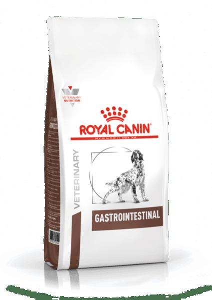 Royal Canin@ Gastroiontestinal Dog - лечебна храна за кучета, за лечение и подръжка при стомашно чревни разтройства.