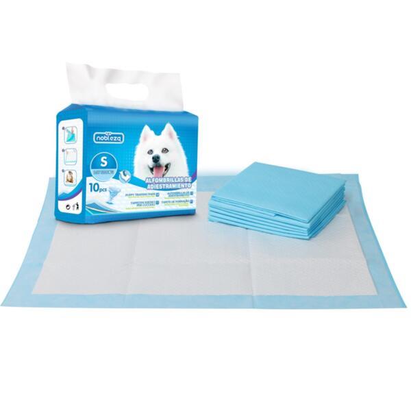 NOBLEZA@ Puppy Pads S - хигиенни подложки 60/40 10 броя.