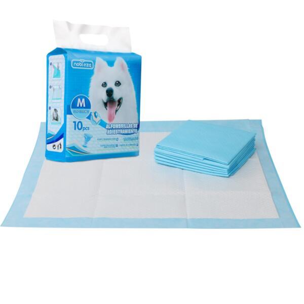 NOBLEZA@ Puppy Pads M - хигиенни подложки 60/60 10 броя.