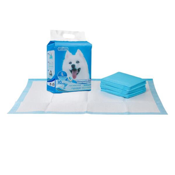 NOBLEZA@ Puppy Pads L - хигиенни подложки 90/60 10 броя.