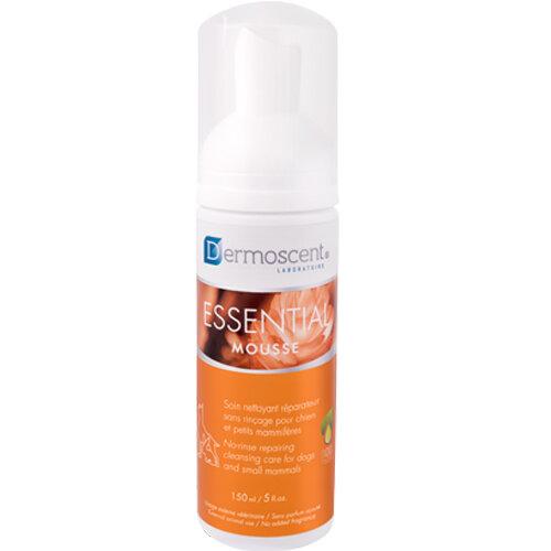 Dermoscent Essential Mousse – Шампоан за кучета без нужда от изплакване за всички типове кожа и козина - 150 мл