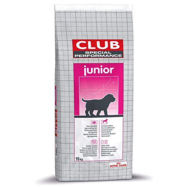 Royal Canin@ Special Club Performance Junior - Пълноценна суха храна за малки кученца от всички породи.
