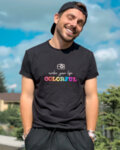 """Тениска """"Make Your Life Colorful"""""""