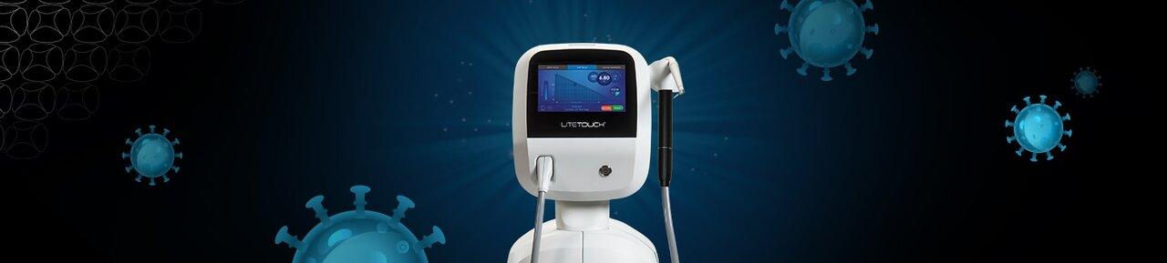 Предимствата при приложение на LiteTouch TM Er:YAG Laser (Light Instrument Ltd.) по време на COVID-19 пандемията и след нея.