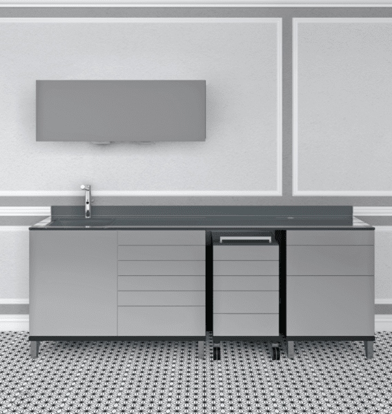 Модулна система Glass 3 - Contemporary elegance