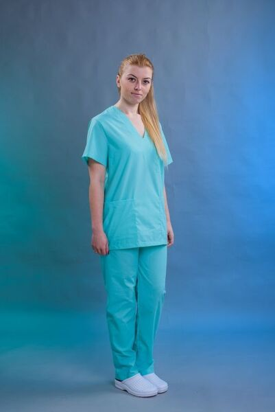 Медицинско облекло - хирургически модел - MODEL 001