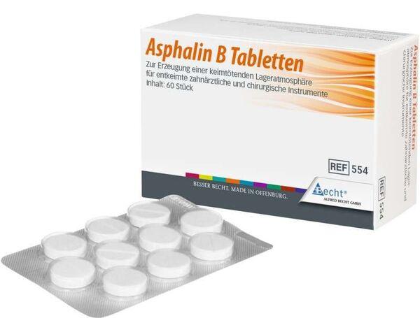 Asphalin B таблетки