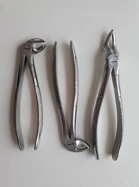 Клещи стоматологични