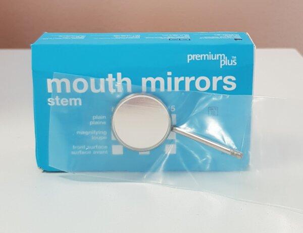 Стоматологично огледалче - нормално, 22 мм.