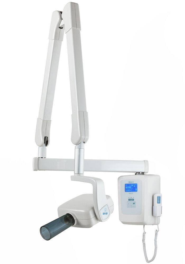 Рентгенов кугел RiX-70 DC за стенен монтаж