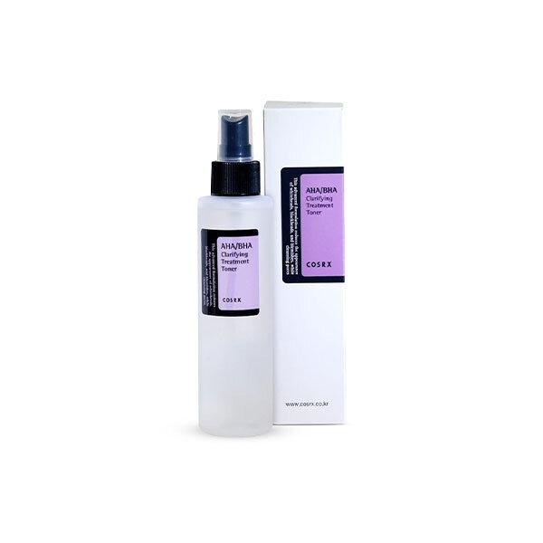 Cosrx AHA/BHA почистващ тонер за лице (150 мл.)