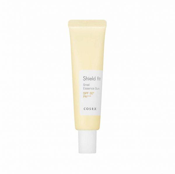 Cosrx слънцезащитен крем за лице под формата на есенция с екстракт от охлюв (35мл)