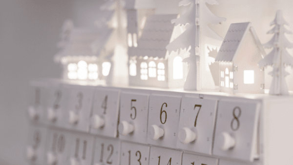 Ароматен aдвент календар