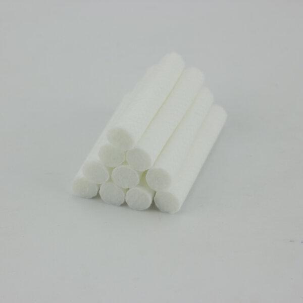 Памучен тампон за назален инхалер - 10 броя