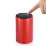 Диамант в червено - мобилен небулизатор