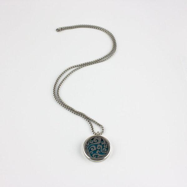 Арома медальон цвете - вариант 1