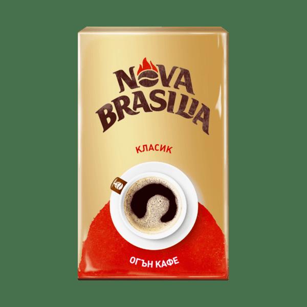 Кафе NOVA BRASILIA класик 450 г
