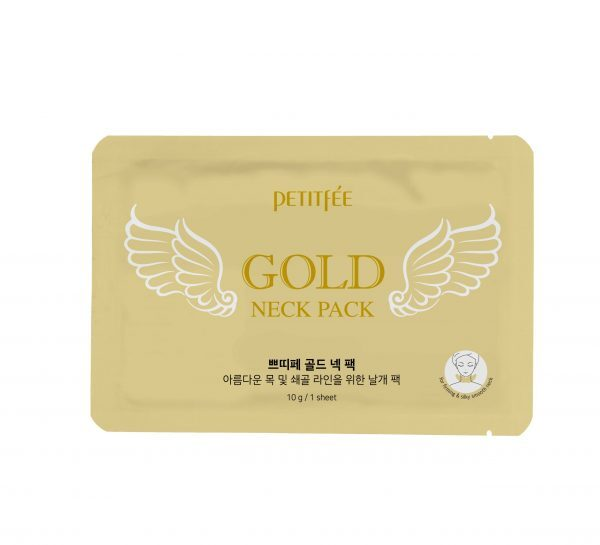 PETITFEE Gold Neck Pack, 10 g