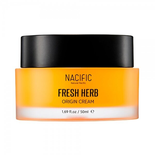 NACIFIC Fresh Herb Origin Cream, 50 ml