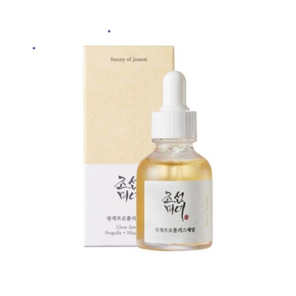 BEAUTY OF JOSEON Glow Serum - Propolis + Niacinamide, 30 ml