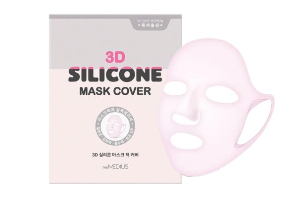 The MEDIUS 3D Silicone Mask Cover