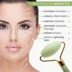Myk Jade face roller - Green