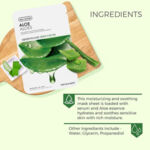 FACE SHOP REAL NATURE MASK WITH GREEN TEA, 20G