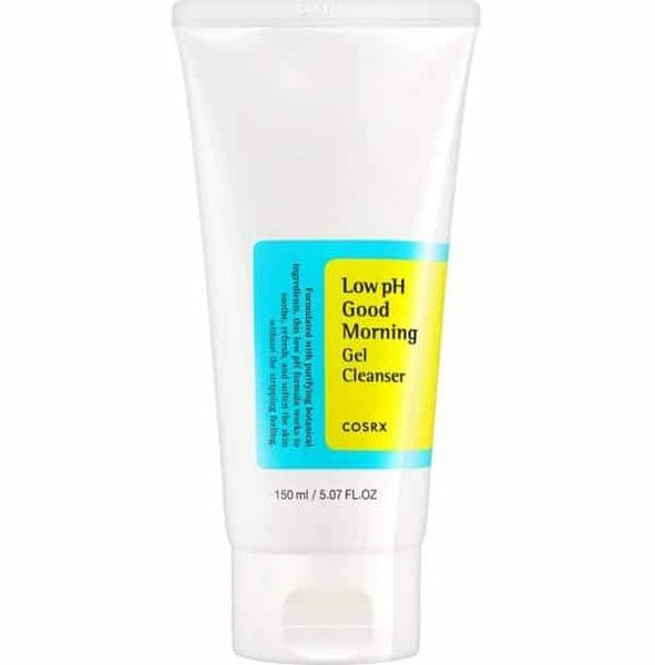 COSRX Low pH Good Morning Gel Cleanser, 150 ml