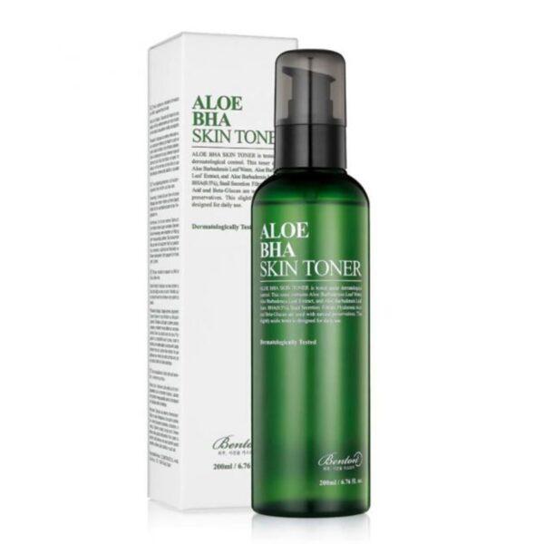 BENTON Aloe BHA Skin Toner, 200 ml
