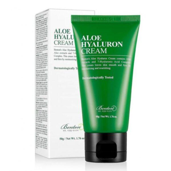 BENTON Aloe Hyaluron Cream, 50 g