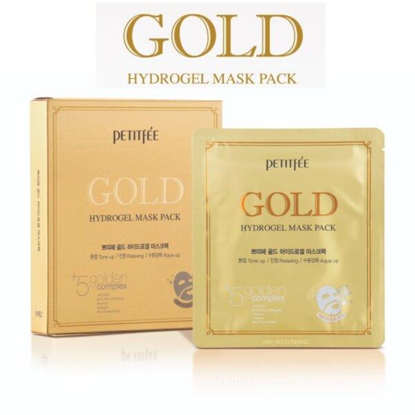 PETITFEE Gold Hydrogel Mask Pack, 30 g