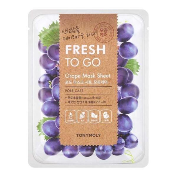 TONYMOLY Fresh To Go - Grape, 25 g