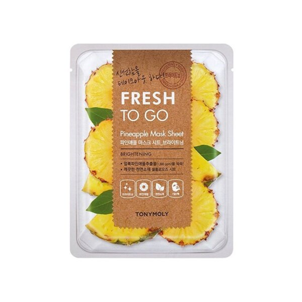 TONYMOLY Fresh To Go - Pineapple, 25 g