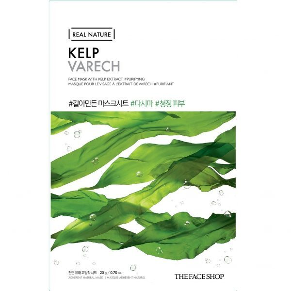 THE FACE SHOP REAL NATURE - Kelp, 20 g