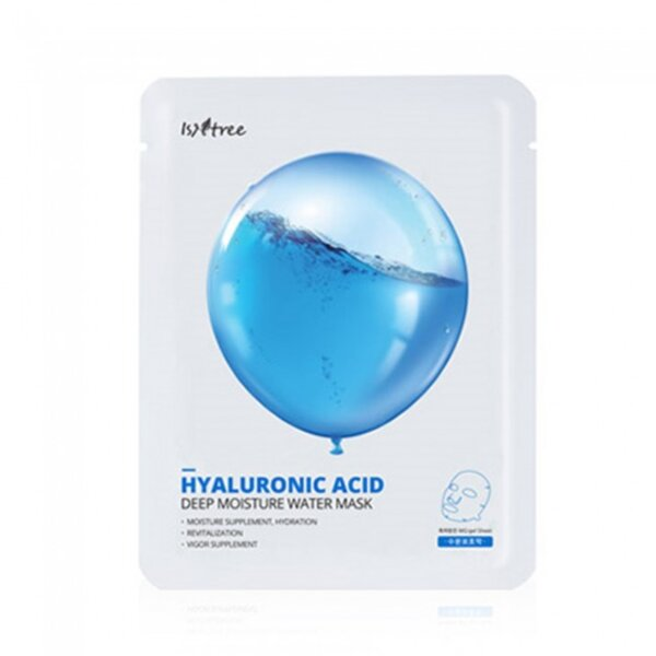 ISNTREE Hyaluronic Acid Deep Moisture Water Mask, 25 g