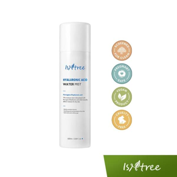 ISNTREE Hyaluronic Acid Water Mist, 100 ml