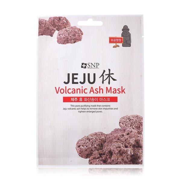 SNP маска за лице с вулканична пепел, 22 мл