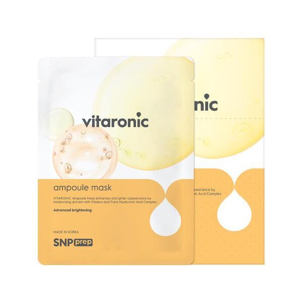 SNP маска за лице с витамини и хиалуронова киселина, 25 мл