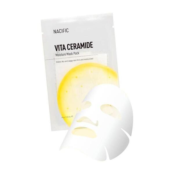 NACIFIC Vita Ceramide Moisture Mask Pack, 30 g