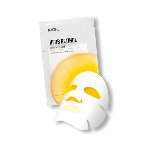 NACIFIC Herb Retinol Relief Mask Pack, 30 g