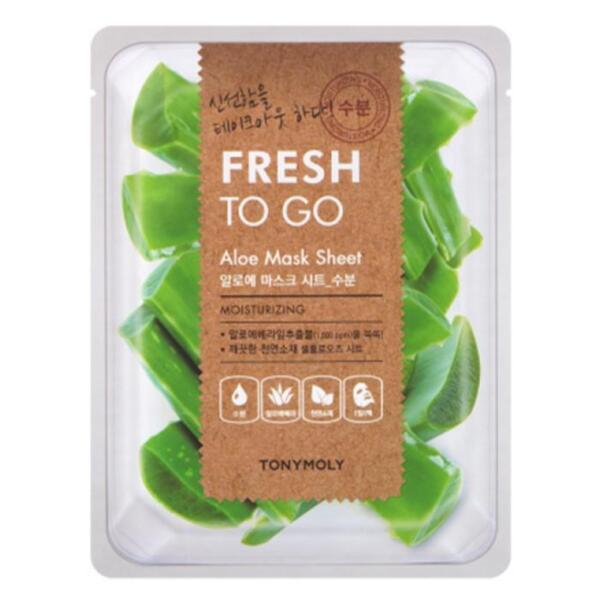 TONYMOLY Fresh To Go - Aloe, 20 g