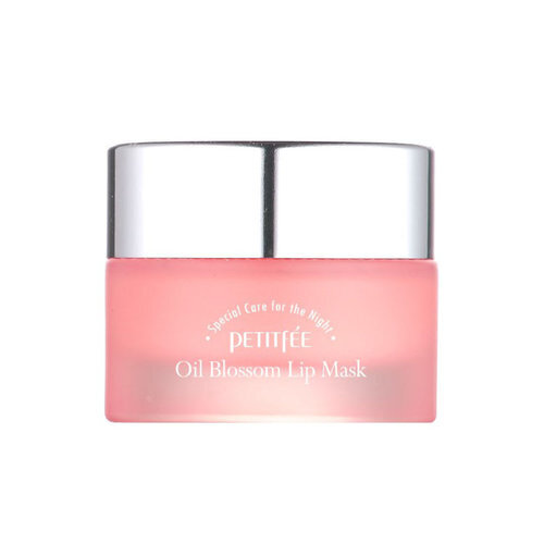 PETITFEE Oil Blossom Lip Mask - Camelia Seed Oil, 15 g